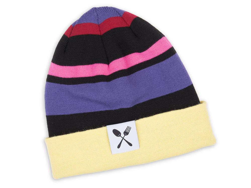 Unfold Beanie Meerkleurig/Multicolored