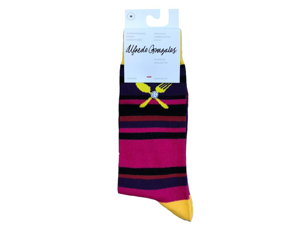 Unfold Socks Meerkleurig/Multicolored