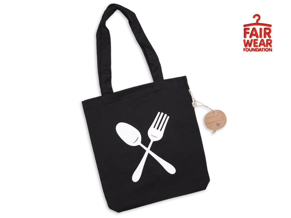 Totebag Zwart/Black